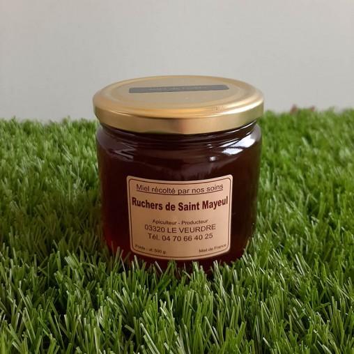 Pot de miel de Forêt en 500g