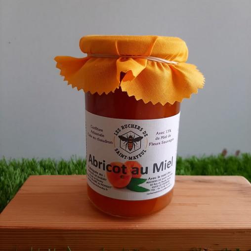 Confiture d'abricots au...