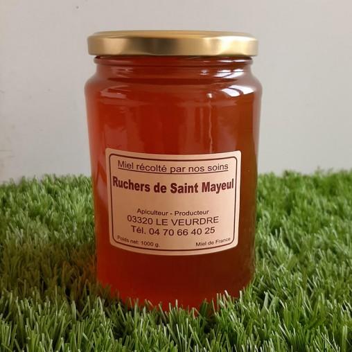 Pot de miel de Tilleul en 1kg