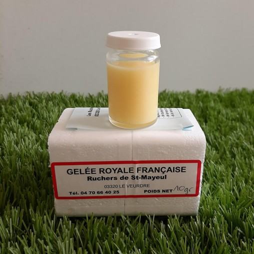 Flacon de Gelée Royale...